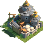 Rise Of Kingdoms Storage house