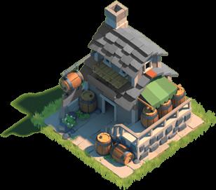 Rise Of kingdoms Tavern