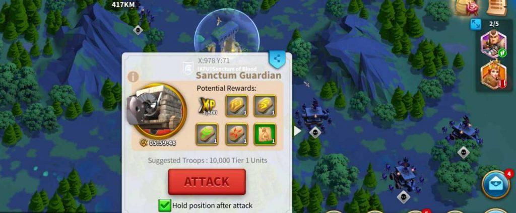 Rise Of Kingdoms Guardians