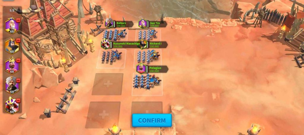 Rise Of Kingdoms Sunset Canyon Commander Guide