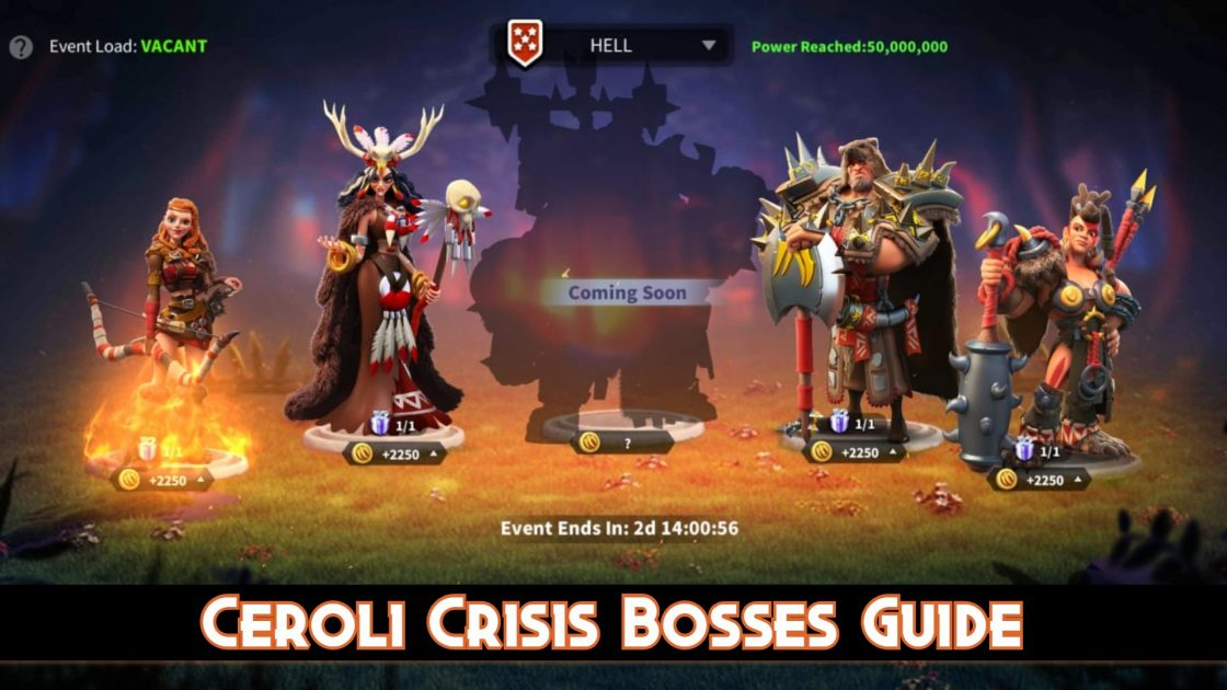 Ceroli Crisis Guide and Tips Updated