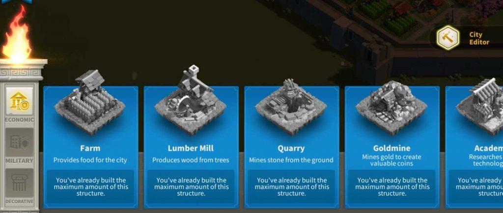 Rise Of Kingdoms City Layout 1