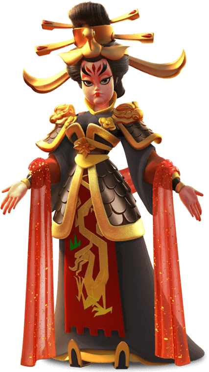 Wu Zetian Defending Talent Tree Builds And Pairs