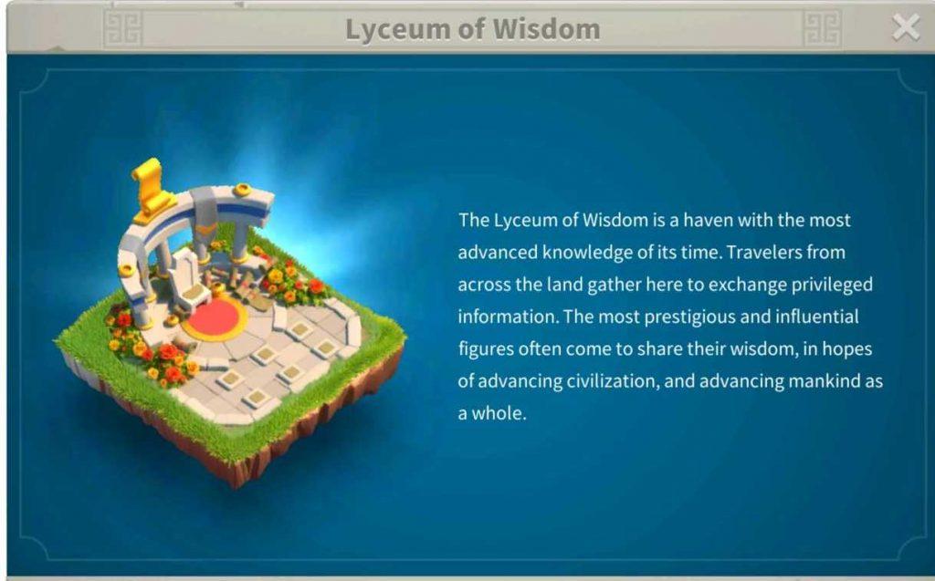 Rise Of Kingdoms Peerless Scholar