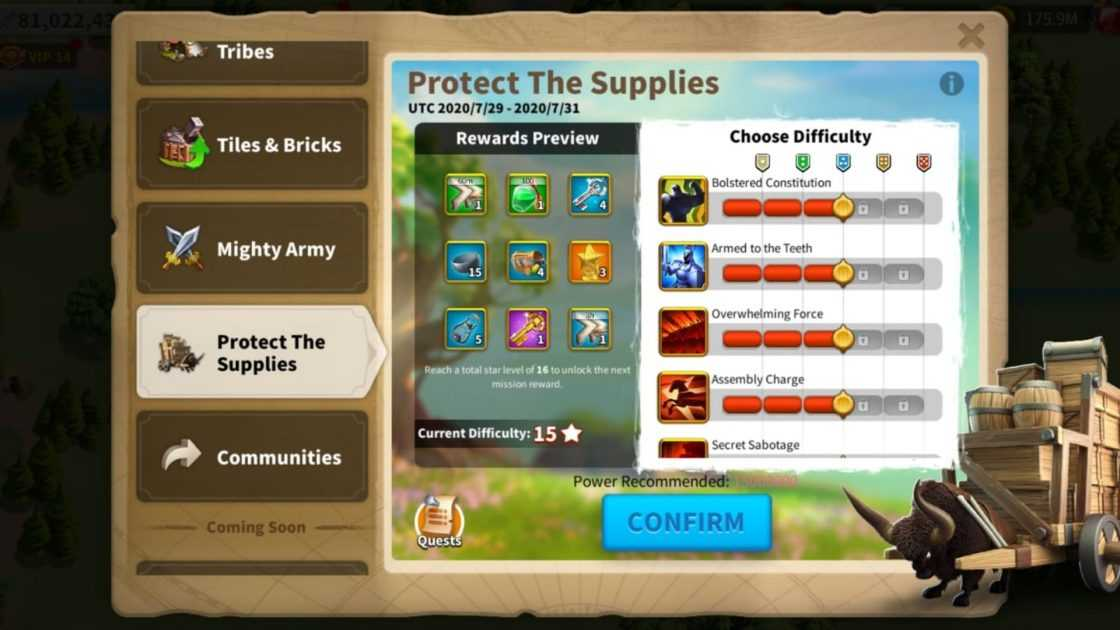 Protect-The-Supplies-Event-Guide-Rise-Of-Kingdoms
