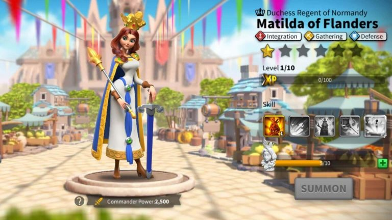 Best Matilda of Flanders Tree Builds And Pairs