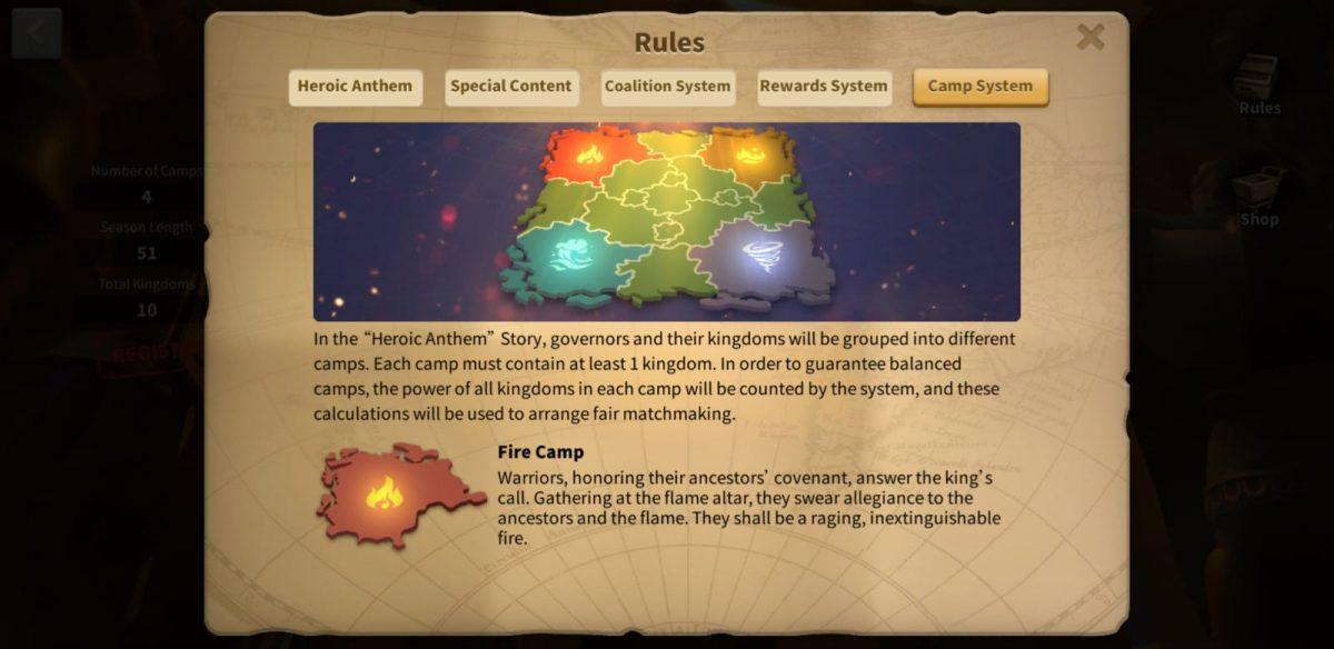 Heroic Anthem Map