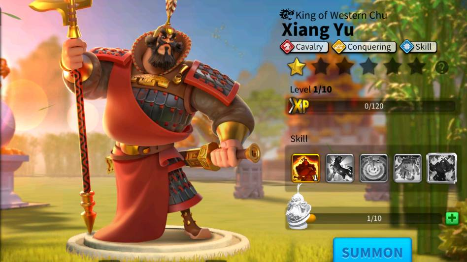 Best Xiang Yu Talent Tree Builds And Pairs
