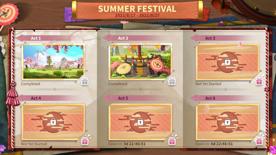 Summer Festival Rise Of Kingdoms